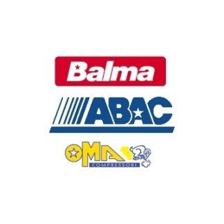 Запчасти к компрессорным головкам ABAC, BALMA, OMA, Chicago Pneumatic